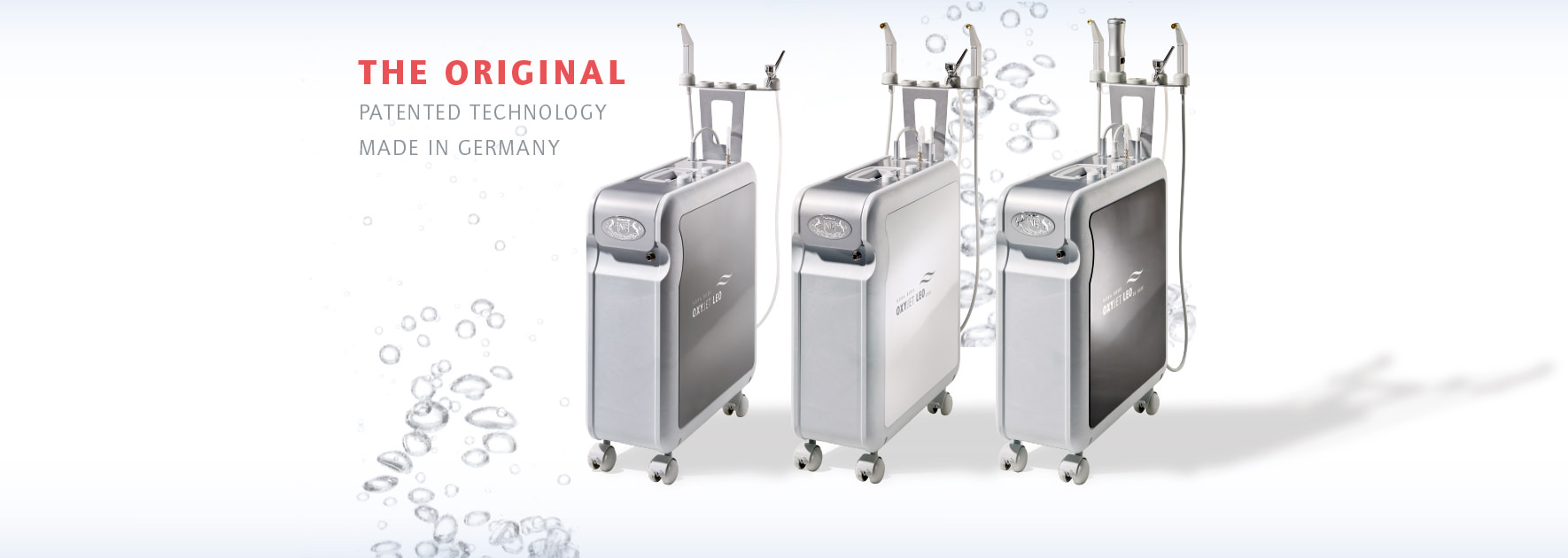 The Original Oxyjet Technology | OXYJET UK