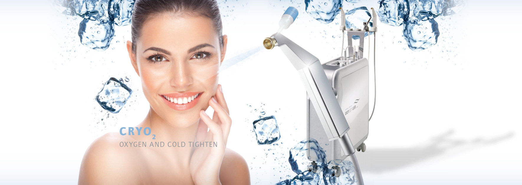 CRYO2 Technology | OXYJET UK