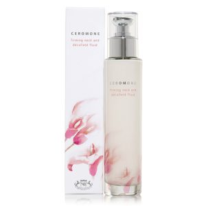 CEREMONE Firming Neck And Decollete Fluid | OXYJET UK