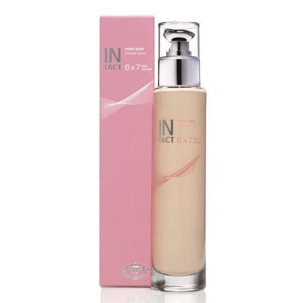 INTACT Light Skin Cream Fluid | OXYJET UK