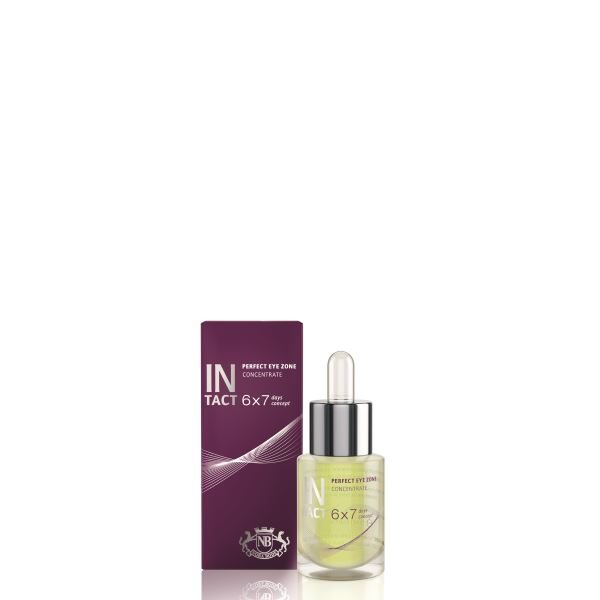 INTACT Perfect Eye Zone Concentrate   OXYJET UK